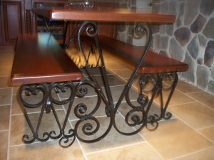 Custom Ornamental Furniture